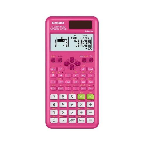 Casio FX-300 Scientific Calculator - Pink - image 1 of 4