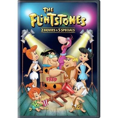 Flintstones: 2 Movies & 5 Specials (DVD)(2020)
