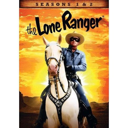 The Lone Ranger Seasons 1 & 2 (DVD) - image 1 of 1