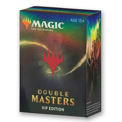 Magic:The Gathering Double Masters VIP Edition Box