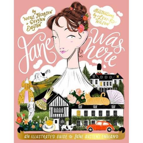 Jane Was Here - by  Nicole Jacobsen & Devynn MacLennan & Lexi Nilson (Hardcover) - image 1 of 1