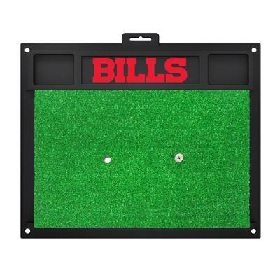 NFL Fan Mats Golf Hitting Mat - Buffalo Bills