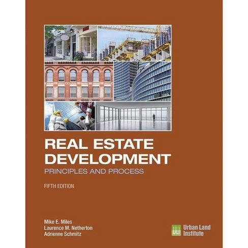 Real Estate Development - 5th Edition - 5 Edition by Adrienne Schmitz  (Hardcover)