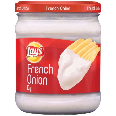 Lay's French Onion Dip- 15oz - image 1 of 3