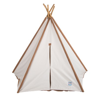 Pacific Play Tents Authentic Cotton Canvas Teepee  sc 1 st  BrickSeek & Pacific Play Tents Authentic Cotton Canvas Teepee u2013 Target Inventory ...