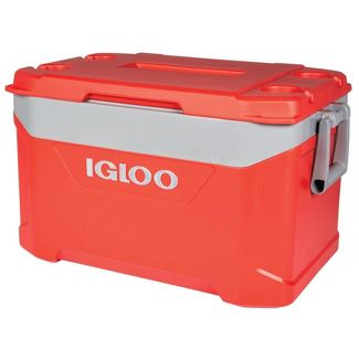 Igloo Latitude 50qt Cooler - Red