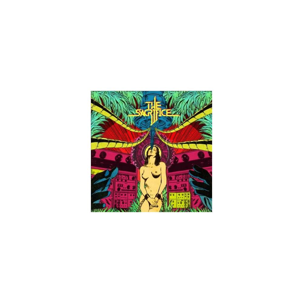 Sacrifice - Sacrifice (CD)