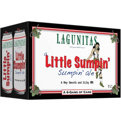 Lagunitas Little Sumpin' Sumpin' Ale Beer - 6pk/12 fl oz Cans
