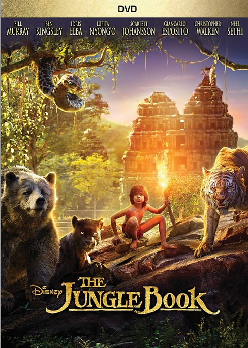 The Jungle Book (DVD) - image 1 of 1