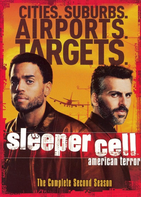 Sleeper cell american terror:Complete (DVD) - image 1 of 1