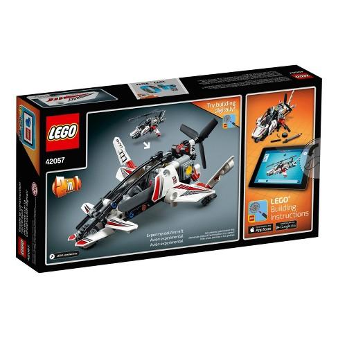 Lego Technic Ultralight Helicopter 42057 Target