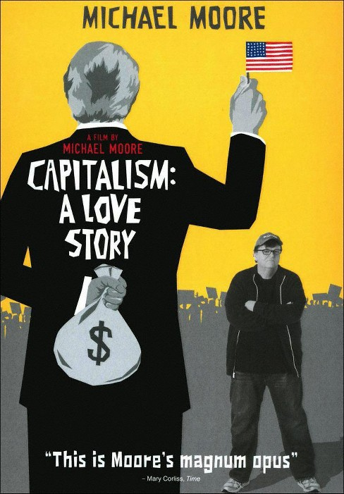 Capitalism: A Love Story (dvd_video) - image 1 of 1