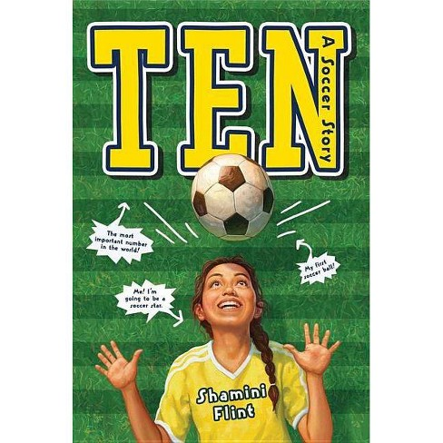 Ten - by  Shamini Flint (Paperback) - image 1 of 1