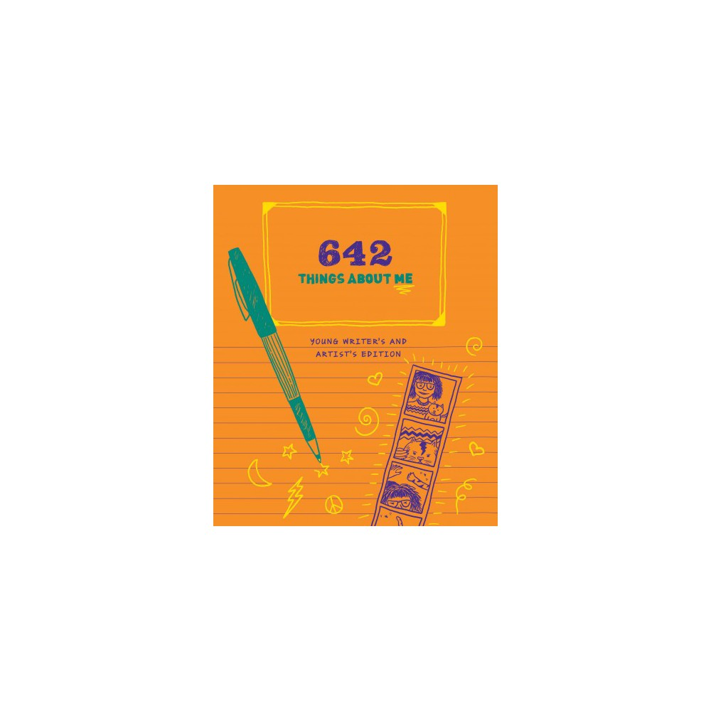 642 Things About Me : Young Writer's and Artist's Edition (Paperback)