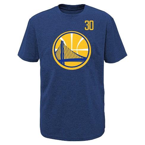 05f7143c60e NBA Golden State Warriors Boys  Performance Player T-Shirt   Target