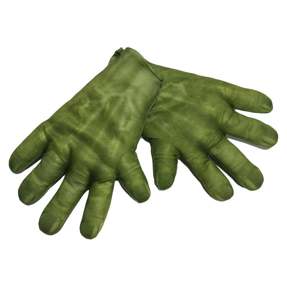 Image of Men's Marvel The Avengers Hulk Gloves