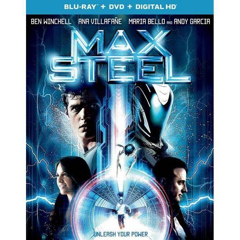 Max Steel (Blu-ray) - image 1 of 1