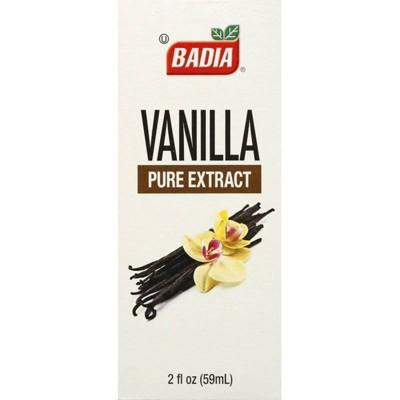 Badia Pure Vanilla Extract 2 fl oz