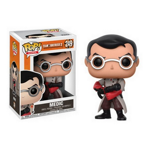 Funko POP! Games: Team Fortress 2- Medic Mini Figure - image 1 of 1