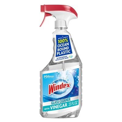 Windex Multi Surface Cleaner Vinegar - 23 fl oz
