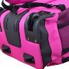MLB Minnesota Twins Premium Wheeled Backpack - Pink - image 3 of 4