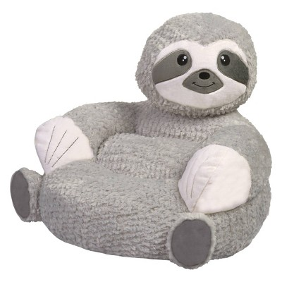 Sloth Plush Character Chair - Trend Lab