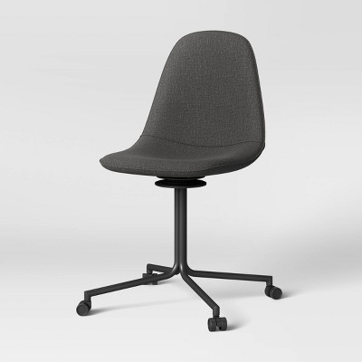 Copley Swivel Dining Chair with Casters - Project 62™