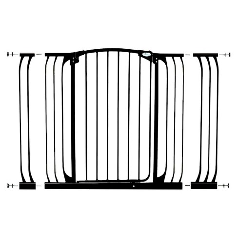 Chelsea Extra Tall Auto-Close Gate - image 1 of 5