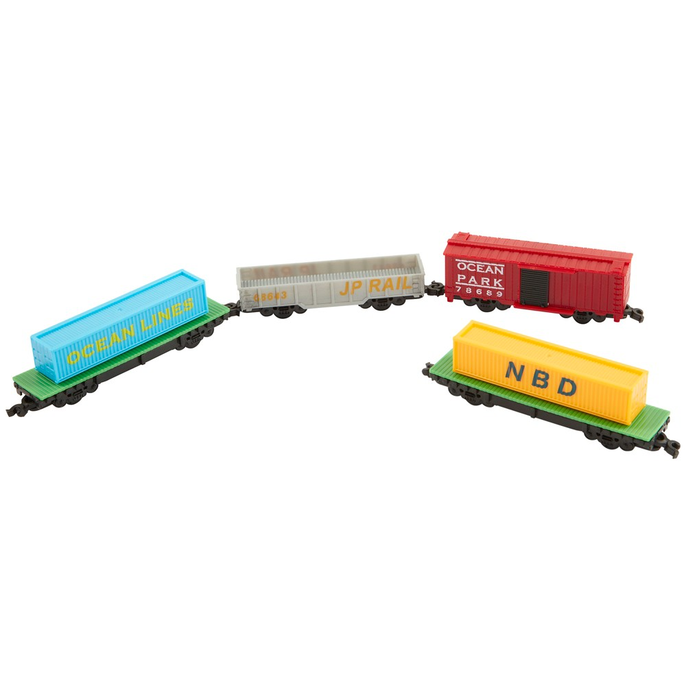Power Trains Freight Car Pack