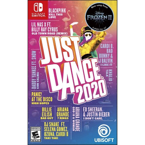 Just Dance 2020 - Nintendo Switch - image 1 of 4