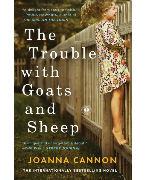 Trouble With Goats and Sheep (Reprint) (Paperback) (Joanna Cannon) - image 1 of 1