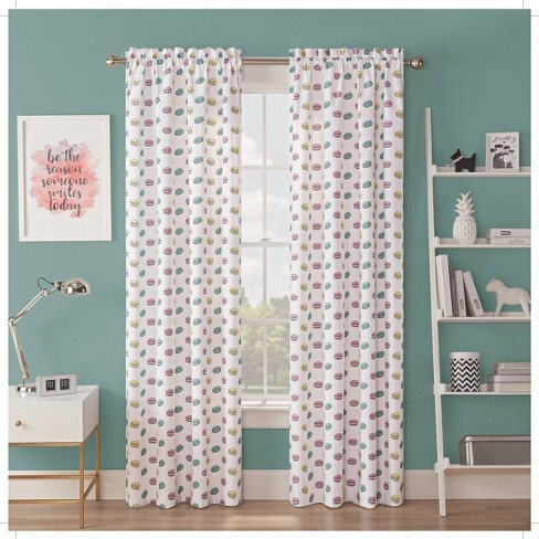 "42""x63"" Life Sweet Blackout Curtain Panels - Spree By Waverly - image 1 of 3"