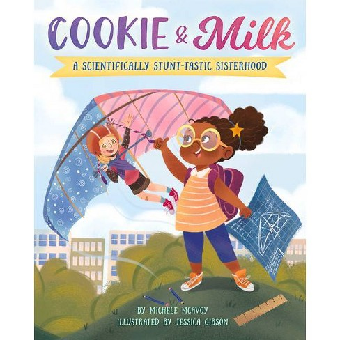 Cookie & Milk - by  Michele McAvoy (Hardcover) - image 1 of 1