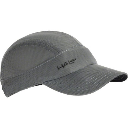 Halo Sport Hat: Gray, One Size, Machine Washable, Adjustable - image 1 of 1