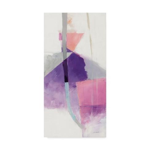 """Trademark Fine Art 16"""" x 32"""" Mike Schick 'Bypass II' Canvas Art - image 1 of 3"""
