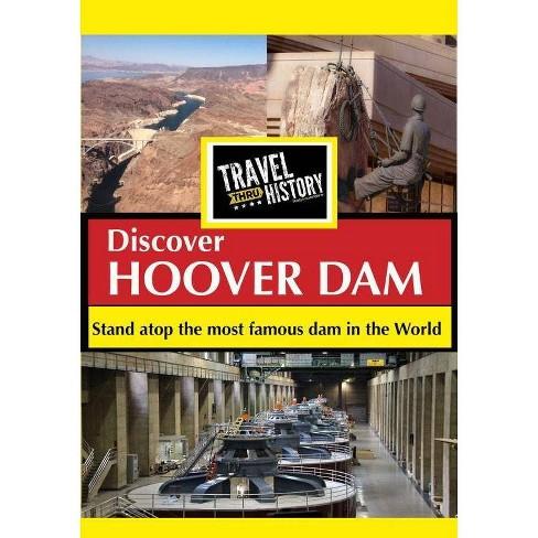 Travel Thru History: Hoover Dam (DVD) - image 1 of 1