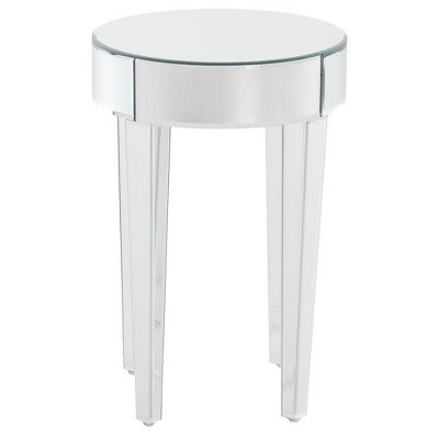Normandie End Table - Mirrored - Christopher Knight Home