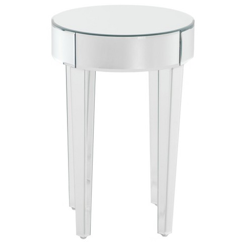 Normandie End Table - Mirrored - Christopher Knight Home - image 1 of 4