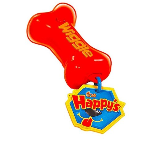 Cepia The Happy's Happy Treat Wiggle Red - image 1 of 1
