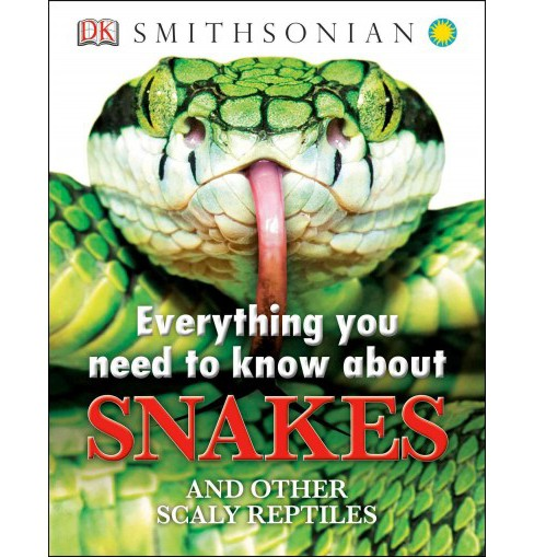 Everything You Need to Know About Snakes (Hardcover) - image 1 of 1