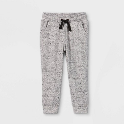 Toddler Boys' Velboa Knit Pull-On Jogger Pants - Cat & Jack™