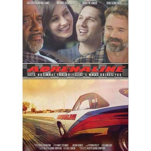 Adrenaline (DVD) - image 1 of 1