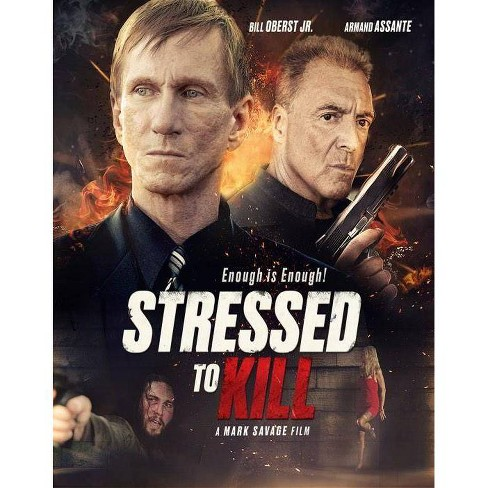 Stressed To Kill (Blu-ray) - image 1 of 1