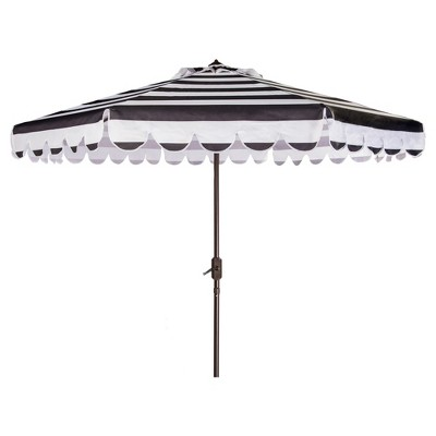 Maui 9' Auto Tilt Crank Umbrella - Safavieh