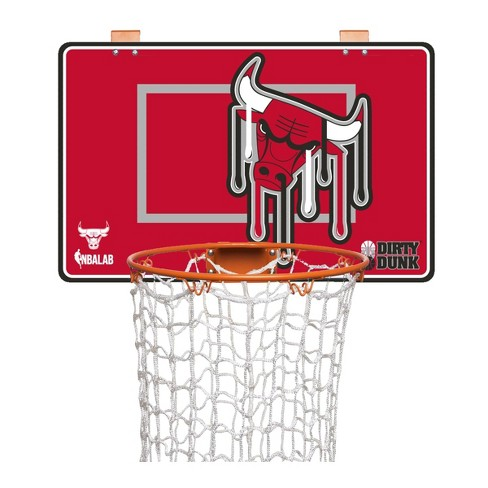 NBA Chicago Bulls Dirty Dunk Hamper Hoop - image 1 of 2