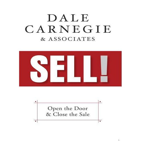 Sell! - by  Dale Carnegie & Associates (Hardcover) - image 1 of 1