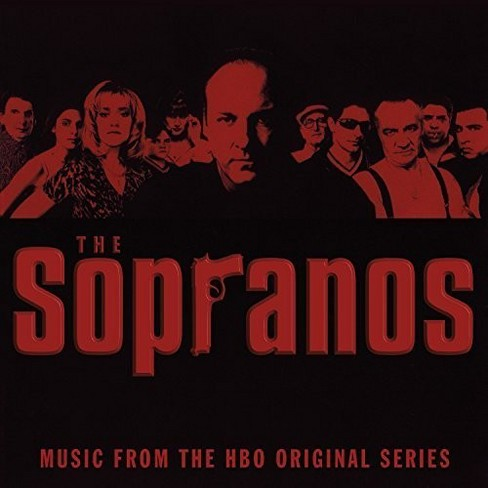 Various - Sopranos (Ost) (Vinyl) - image 1 of 1
