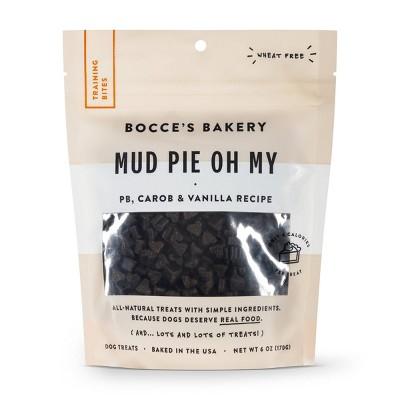 Bocce's Bakery Mud Pie Oh My Training Dog Treats - 6oz