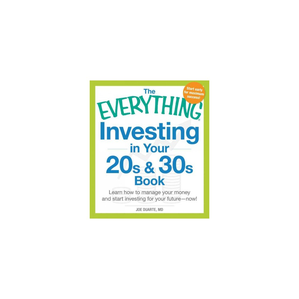 The Everything Investing in Your 20s & 30s B ( The Everything) (Paperback)