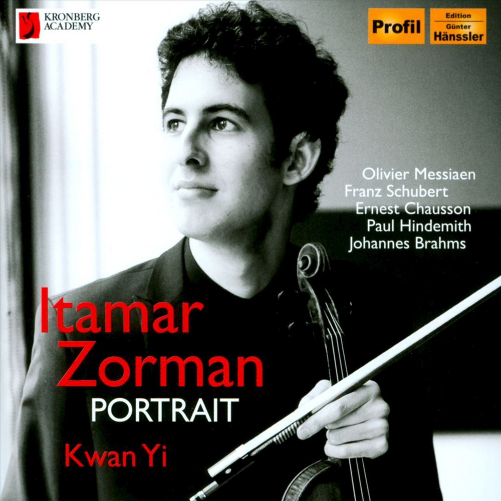 Itamar Zorman - Portrait (CD)